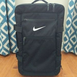 Nike Fiftyone49 Small Roller CarryOn Suitcase RARE